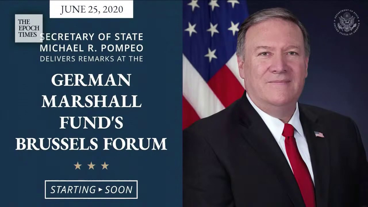 live-us-secretary-of-state-speaks-at-brussels-forum-virtual-conference-epoch-times
