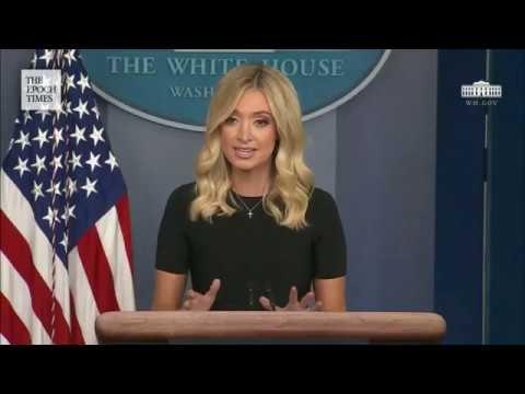 press-secretary-kayleigh-mcenany-holds-a-briefing-the-epoch-times