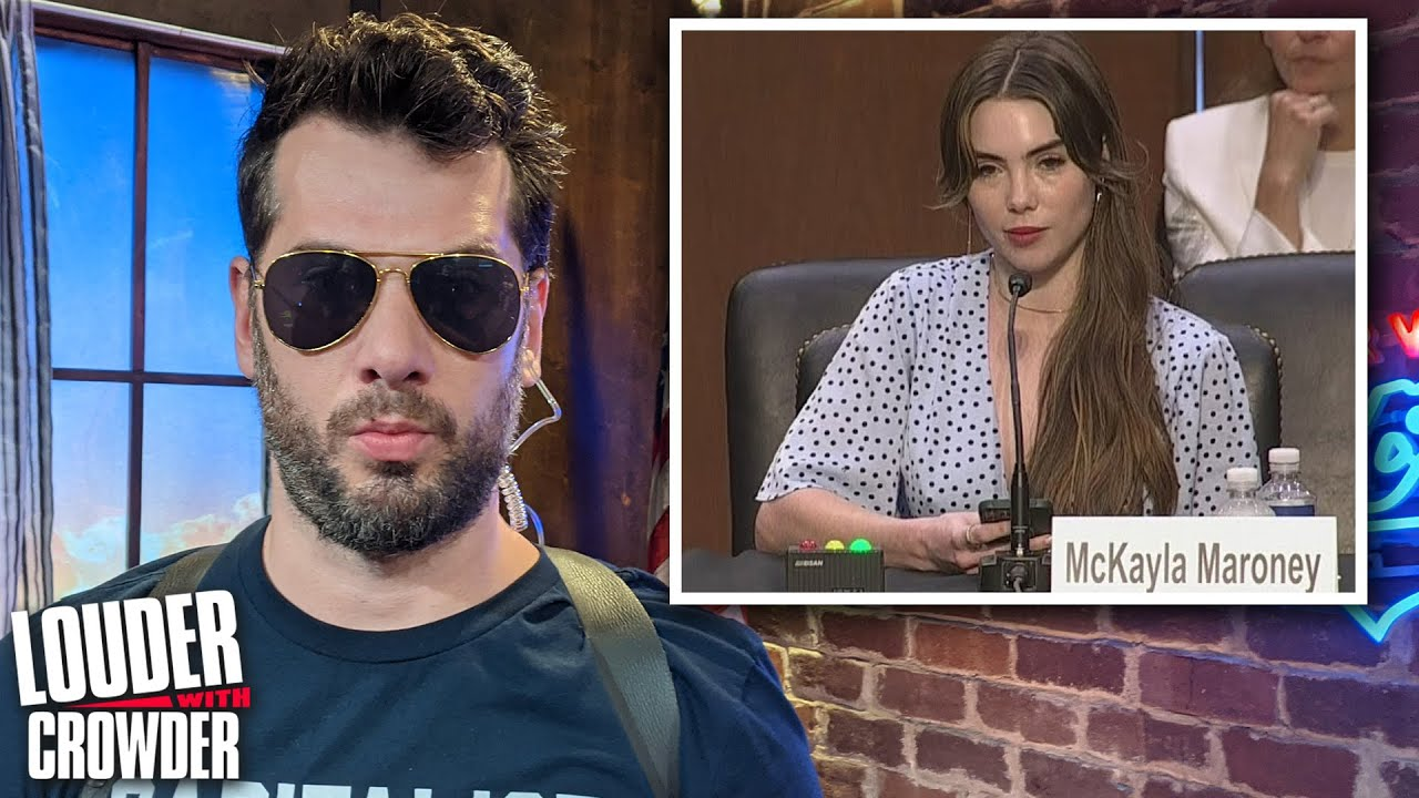 why-the-fbi-is-not-your-friend-mckayla-maroney-testifies-on-larry-nassar-louder-with-crowder