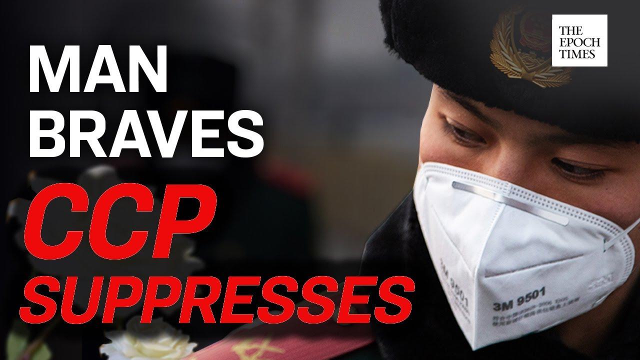 man-in-wuhan-braves-ccp-suppression-ccp-virus-covid-19-coronavirus-epoch-news