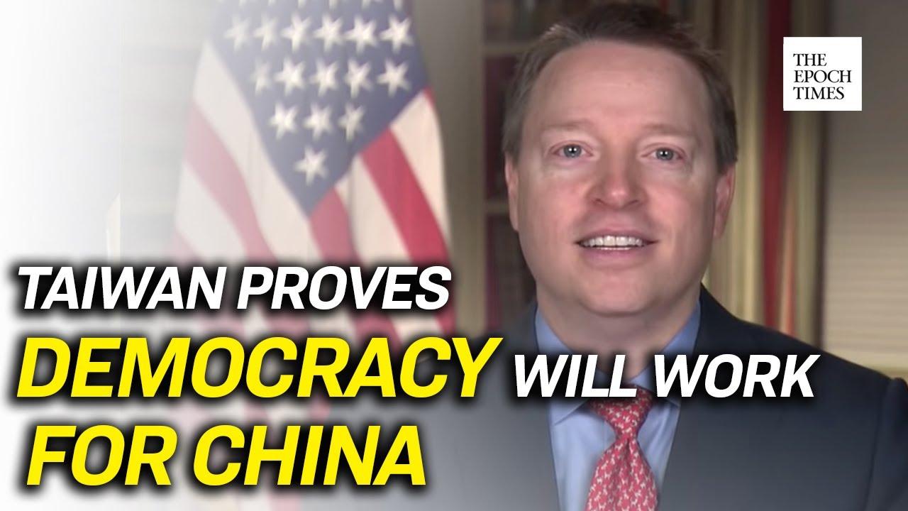 taiwan-proves-democracy-to-china-ccp-virus-covid-19-coronavirus-epoch-news