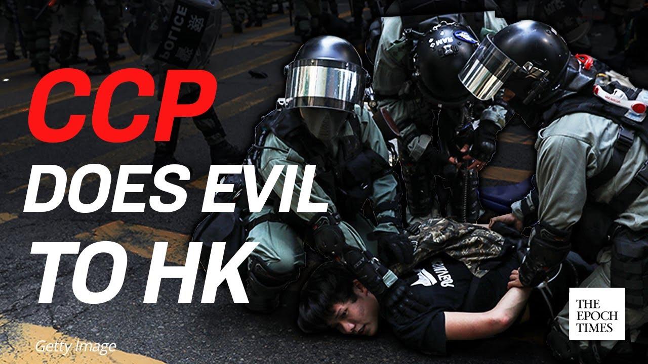 ccp-exploits-virus-to-erode-hong-kongs-freedom-ccp-virus-covid-19-coronavirus-epoch-news