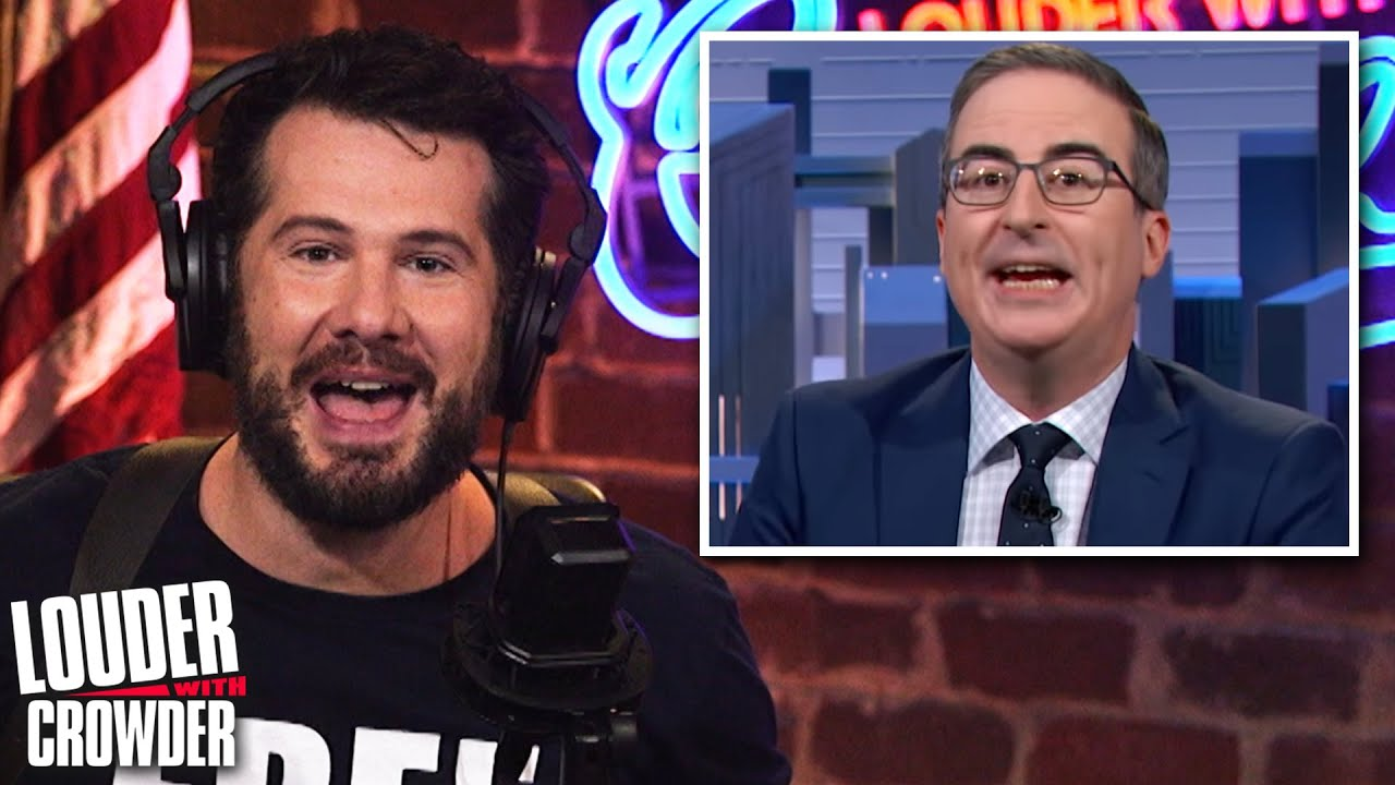 john-oliver-says-voter-id-is-racist-the-truth-about-voting-rights-louder-with-crowder